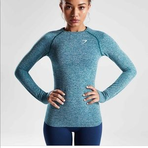 SOLD OUT ON Gymshark Vital seemless long sleeve